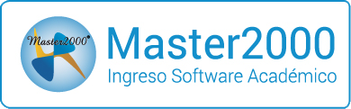 Software académico Master2000